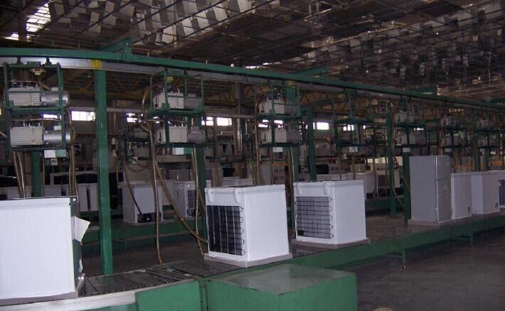 倒闭工厂回收